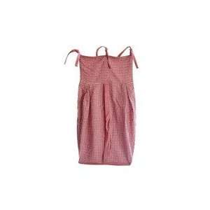 Tadpole Basics Red Diaper Stacker: Baby