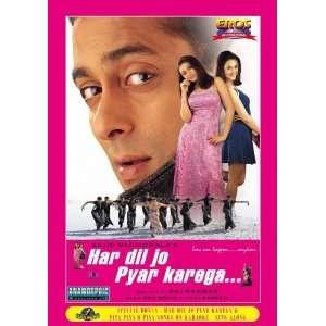 [VHS] Salman Khan, Preity Zinta, Rani Mukerji, Shah Rukh Khan