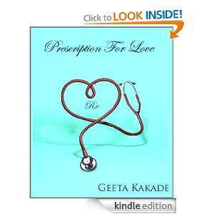 PRESCRIPTION FOR LOVE: GEETA KAKADE:  Kindle Store