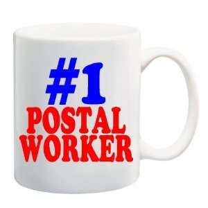 POSTAL WORKER Mug Coffee Cup 11 oz