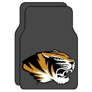 Missouri Tigers ( University Of ) NCAA 18x26 Car Floor Mats