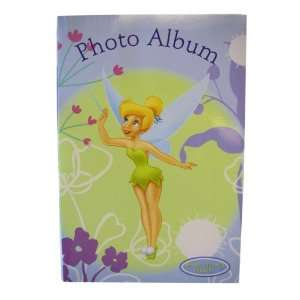 Disney Fairy Tinker Bell Photo Album 4in x 6in Toys