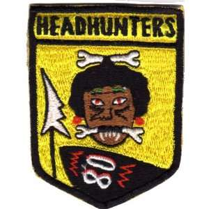 80TH headhunters gold 3.5 patch Office Products