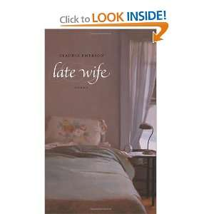 Late Wife: Poems (Southern Messenger Poets) and over one million