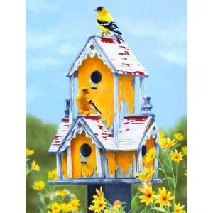 House Hunting 500pc Jigsaw Puzzle by Victoria Wilson Schultz