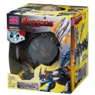 Mega Bloks Dragons Metal Ages  Dark Inferno Nickel Armor