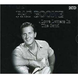 Love Letters in the Sand Pat Boone Music