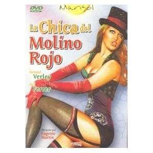 MARISOL LA CHICA DEL MOLINO ROJO [Non USA DVD format PAL