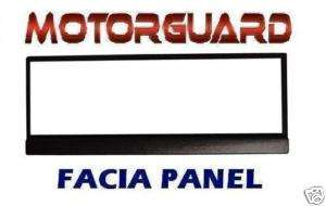 SKODA FABIA SINGLE DIN STEREO FACIA FASCIA PLATE KIT
