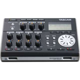 TASCAM DP 004 Portable 4 track Digital Multi track Recorder  Musician
