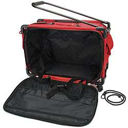 Machine on Wheels Portable Sewing Machine Case  Overstock