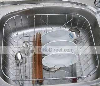 Wholesale YuZhou Kitchen Storage Sink Drainer Dish Rack   DinoDirect