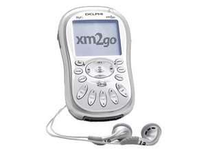 Delphi MyFi XM2go XM Car Home Satellite Radio Receiver 089604159109