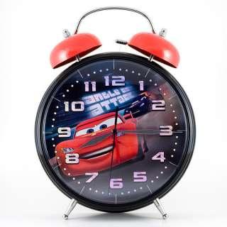 Pixar Cars 2 Jumbo Twin Bell Alarm Clock   MZB Imagination   Clock