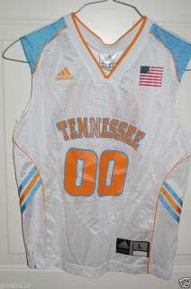 Univ of Tennessee Lady Vols Basketball Jersey NWT UT TU