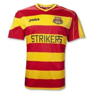 Fort Lauderdale Strikers 2011 Home Soccer Jersey   WorldSoccerShop
