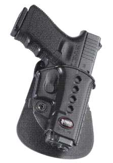 Holsters GL2E2RP Roto Paddle Holster, Glock 17/19/22/23/26/27/33/34/35
