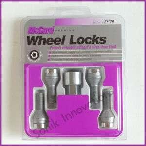 McGard Premium BMW Wheel Locks Lug Bolts 12x1.5 27179