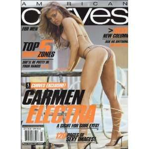 American Curves for Men:  Magazines