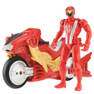 Power Rangers RPM   Red Eagle Cycle  Action Toys  The Toy Shop