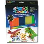 Company Wax Works Hot Hues Chenille Kraft Company Wax Works Hot Hues