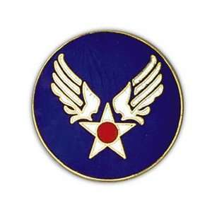 Large US Air Force Badge/Hat Pin: Everything Else