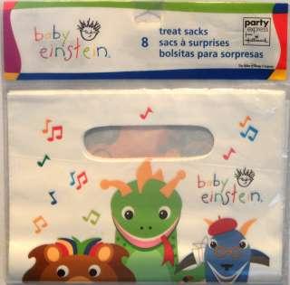 DISNEY Baby Einstein Birthday Party Treat Bag Favors   1st First