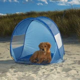 BEACH CABANA Baby Pet Dog Sun Shelter Shade Pop Up Tent