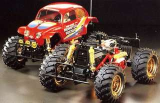 PARTS Blackfoot Monster Beetle RC Car Tamiya 0005162