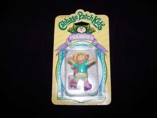 Cabbage Patch Kids PVC figurine rollerskater figure 85