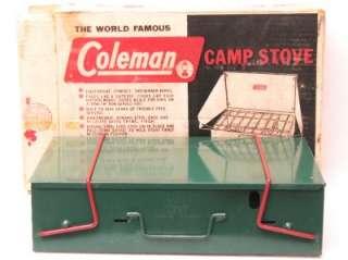 VINTAGE COLEMAN 425C CAMP STOVE