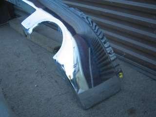 07 08 09 2010 GMC SIERRA FRONT CHROME BUMPER OEM W/FOG