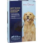 Dog Wire Kennel, 1ct Blue Beagle Extra Large 42 Dog Wire Kennel, 1ct