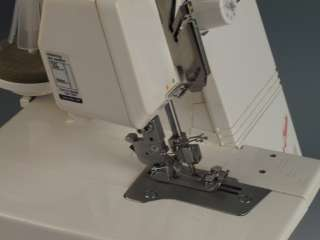Bernette Funlock 009DCC Cover and Chain Stitch Sewing Machine