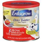 Enfagrow Premium Older Toddler Canned Powder Milk Drink, 24 oz
