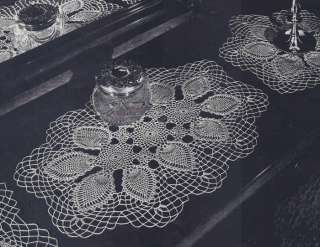 Vintage Crochet Pineapple Doily Centerpiece Pattern 2 Ebay | Graffiti