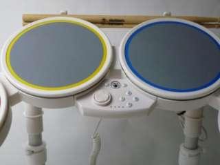 Nintendo Wii Rock Band Drum Set Harmonix Ellapalooza Store