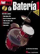 FastTrack Drums   Level 1 Spanish Drum Lessons Book CD