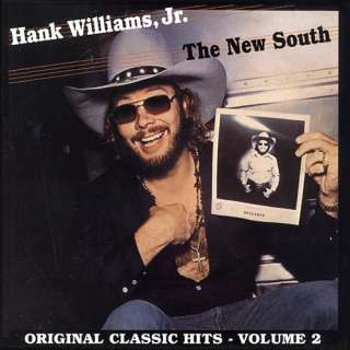 New South, Vol. 2, Hank Williams, Jr. Country
