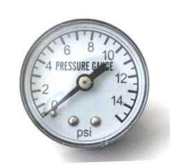 Pressure Gauge 3740 0049 00 Dyna Glo Dura Heat Thermoheat Heaters