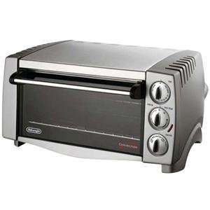 DeLonghi EO1258 6 Slice 1/2 Cubic Foot Turbo Convection Oven