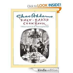 Chas Addams Half Baked Cookbook: Charles Addams, Allen Weiss: