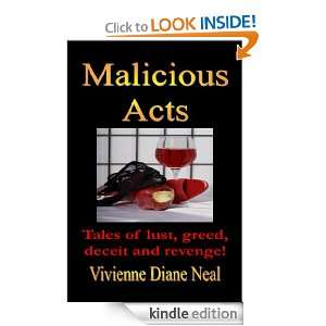 Malicious Acts: Vivienne Diane Neal:  Kindle Store