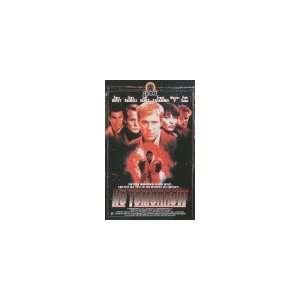 No Tomorrow [VHS] Gary Busey, Gary Daniels, Master P, Pam