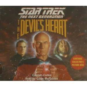 The Devils Heart (Book On CD): Carmen Carter, Gates McFadden: Music