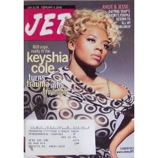 Jet Magazine Feb. 4, 2008 Keyshia Cole by Various ( Paperback   2008