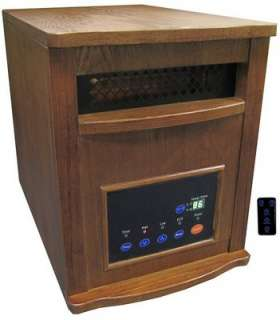 NEW LifeSmart LS1500 6 1500 Watt Infrared Quartz Heater Fast Shipping