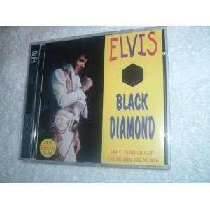 Elvis Presley, Black Diamond, Las(t) Vegas Concert, closing show