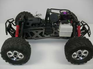 HPI SAVAGE Nitro RC Monster Truck 1/8 scale