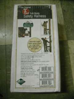 Summit Full Body Safety Harness 83000